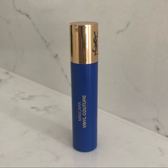 Yves Saint Laurent Other - YSL Vinyl Couture Mascara in Blue